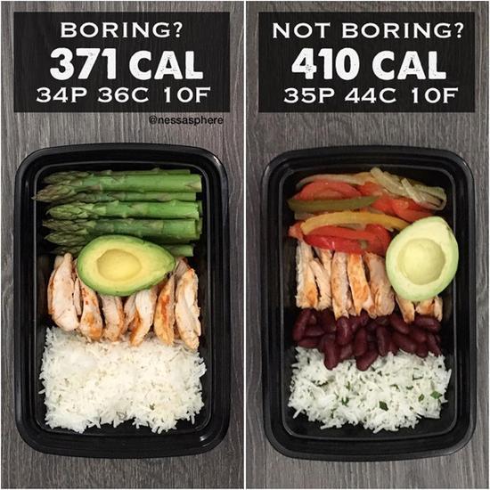 别再节食了 健身网红告诉你吃得多瘦得也多